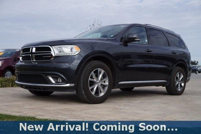 American Auto Sales Killeen Tx: 2016 Dodge Durango Limited Limited 4dr SUV For Sale In