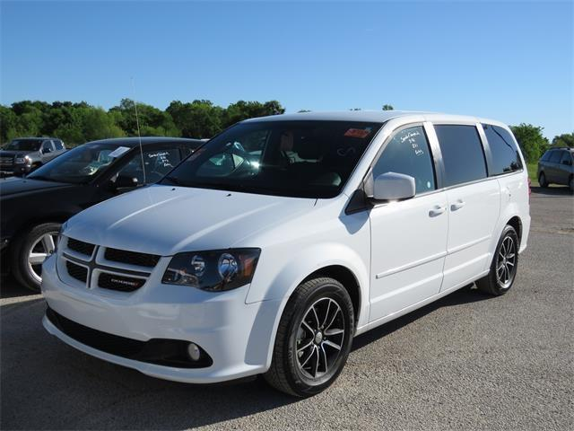 2016 dodge grand caravan r t r t 4dr mini van for sale in terrell texas classified. Black Bedroom Furniture Sets. Home Design Ideas
