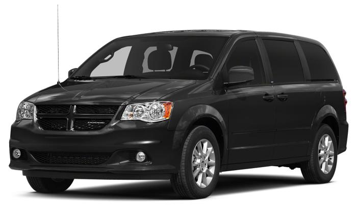 2016 Dodge Grand Caravan R/T R/T 4dr Mini-Van