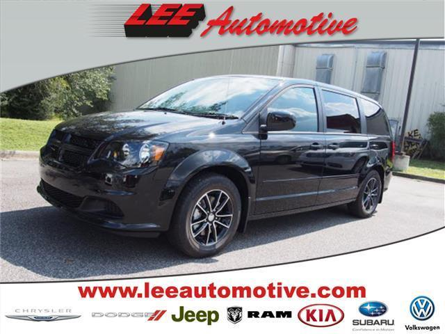 2016 Dodge Grand Caravan SE SE 4dr Mini-Van
