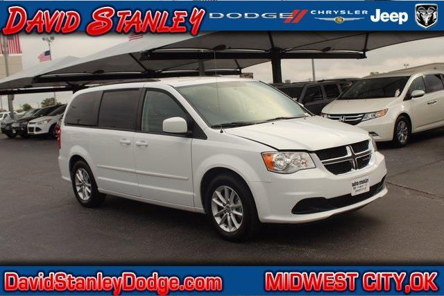 2016 Dodge Grand Caravan Sxt Sxt 4dr Mini Van For Sale In