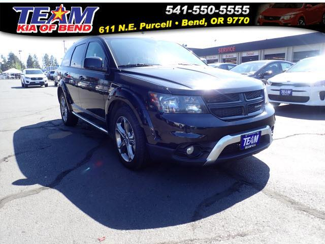 2016 Dodge Journey Crossroad AWD Crossroad 4dr SUV