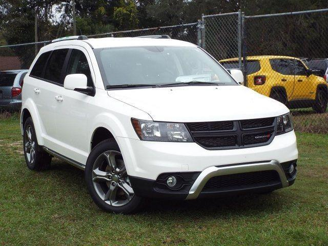 2016 Dodge Journey Crossroad Crossroad 4dr SUV