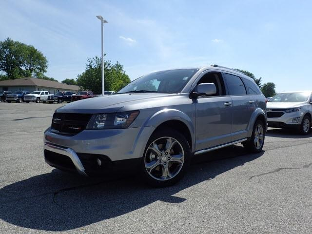 2016 dodge journey crossroad crossroad 4dr suv for sale in camby indiana classified. Black Bedroom Furniture Sets. Home Design Ideas