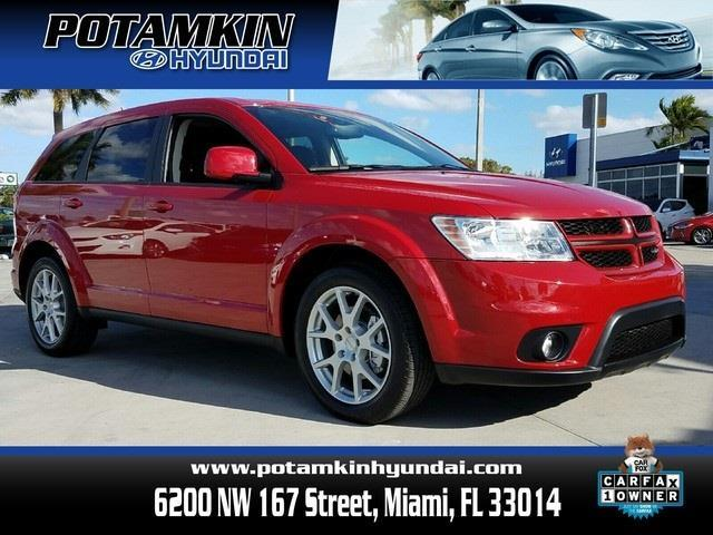 2016 dodge journey r t r t 4dr suv for sale in hialeah florida classified. Black Bedroom Furniture Sets. Home Design Ideas