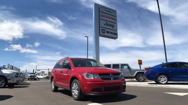 2016 Dodge Journey SE AWD SE 4dr SUV