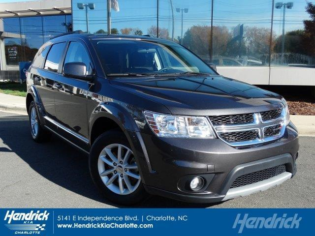 2016 Dodge Journey SXT AWD SXT 4dr SUV