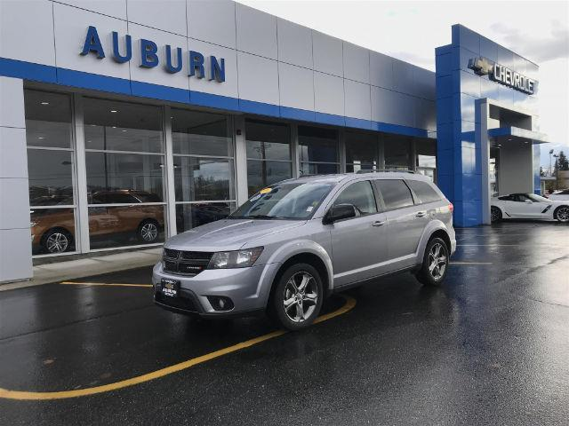 2016 Dodge Journey SXT SXT 4dr SUV