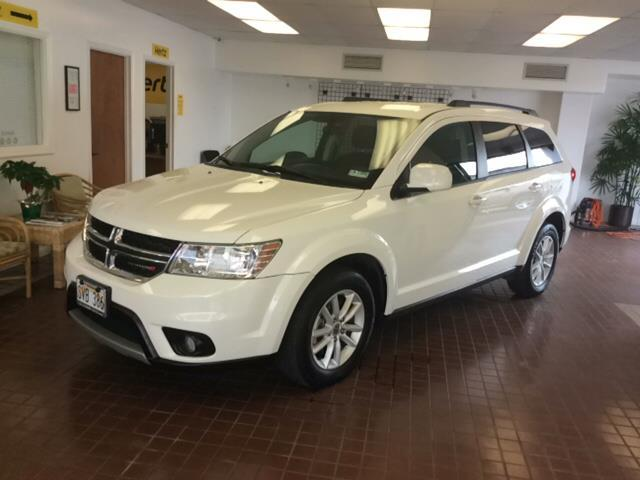 2016 dodge journey sxt sxt 4dr suv for sale in kaneohe hawaii classified. Black Bedroom Furniture Sets. Home Design Ideas