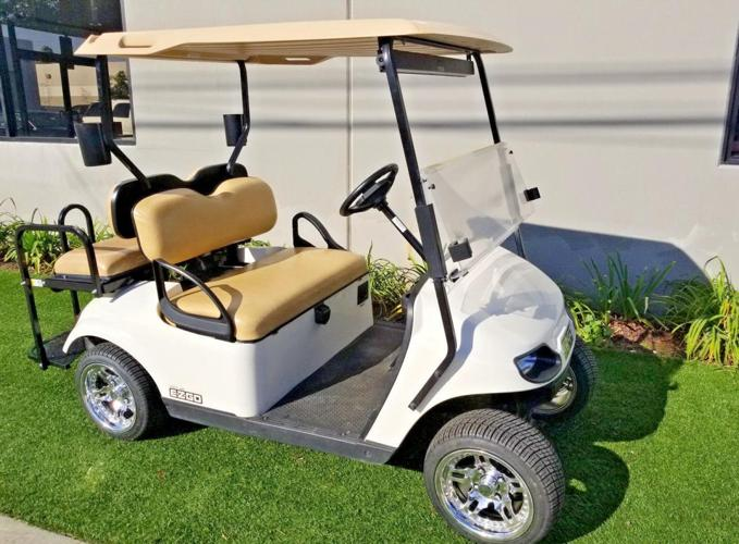 ****2016 EZGO Golf Cart Car Electric****