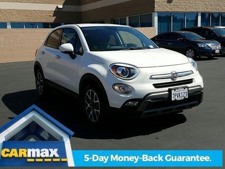 2016 FIAT 500X Lounge Lounge 4dr Crossover