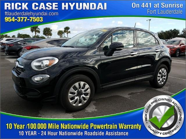 2016 FIAT 500X Pop Pop 4dr Crossover