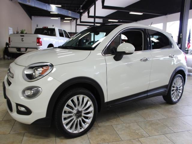 2016 fiat 500x trekking trekking 4dr crossover for sale in trenton new jersey classified. Black Bedroom Furniture Sets. Home Design Ideas