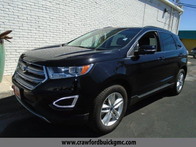 2016 Ford Edge SEL AWD SEL 4dr Crossover