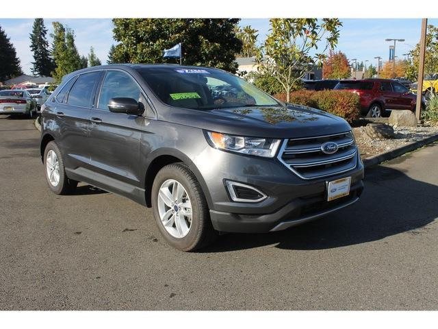 2016 ford edge sel awd sel 4dr suv for sale in boston harbor washington classified. Black Bedroom Furniture Sets. Home Design Ideas