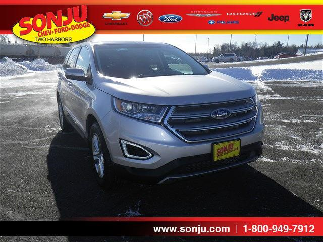 2016 ford edge sel awd sel 4dr suv for sale in two harbors minnesota classified. Black Bedroom Furniture Sets. Home Design Ideas