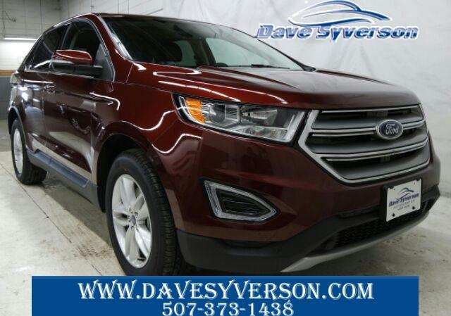 2016 ford edge sel awd sel 4dr suv for sale in albert lea minnesota classified. Black Bedroom Furniture Sets. Home Design Ideas