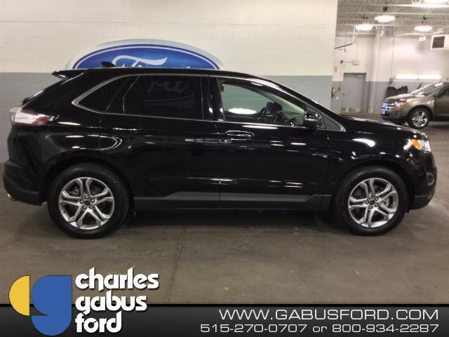 2016 ford edge titanium awd titanium 4dr suv for sale in des moines iowa classified. Black Bedroom Furniture Sets. Home Design Ideas