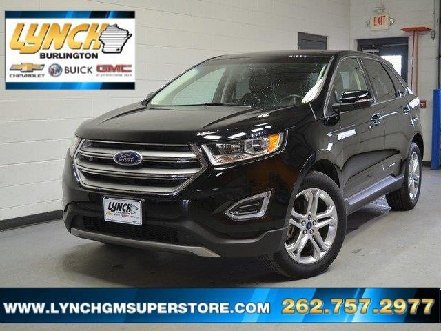 2016 ford edge titanium awd titanium 4dr suv for sale in burlington wisconsin classified. Black Bedroom Furniture Sets. Home Design Ideas
