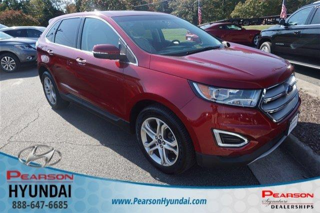 2016 ford edge titanium titanium 4dr crossover for sale in richmond virginia classified. Black Bedroom Furniture Sets. Home Design Ideas