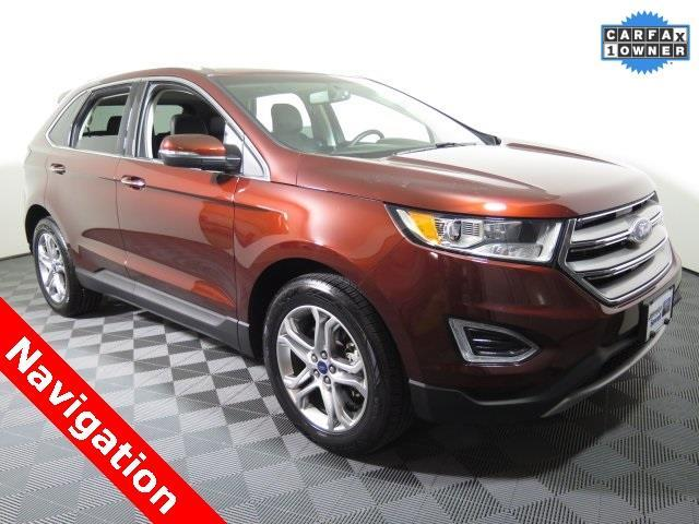 2016 ford edge titanium titanium 4dr suv for sale in cottonwood shores texas classified. Black Bedroom Furniture Sets. Home Design Ideas