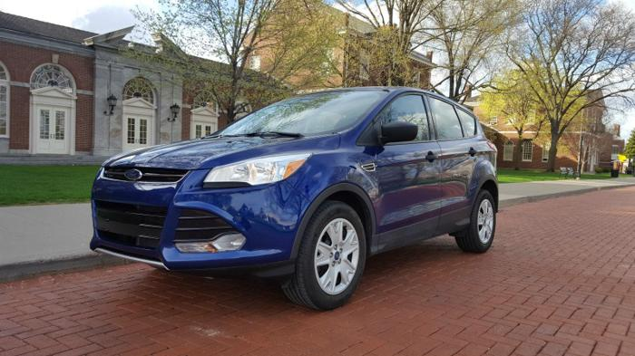 2016 Ford Escape S Sport Utility 4-Door