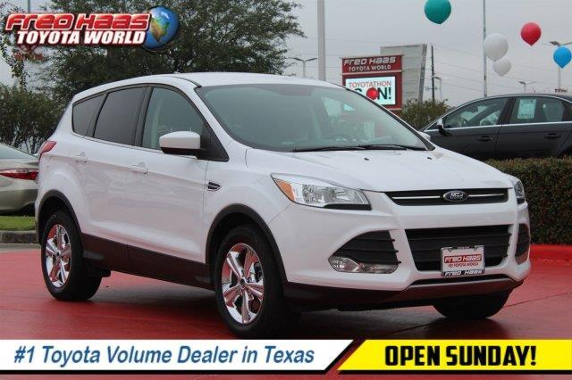 2016 ford escape se awd se 4dr suv for sale in rayford texas classified. Black Bedroom Furniture Sets. Home Design Ideas