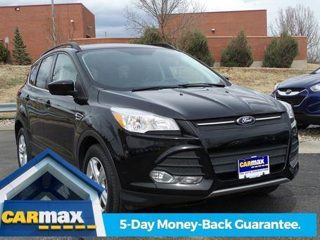 2016 Ford Escape SE AWD SE 4dr SUV