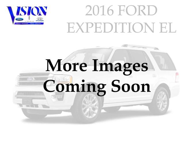 2016 Ford Expedition EL Limited 4x2 Limited 4dr SUV