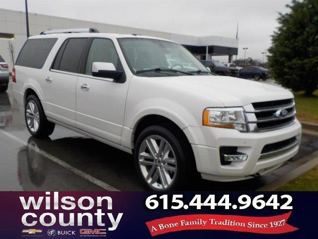2016 Ford Expedition EL Limited 4x4 Limited 4dr SUV