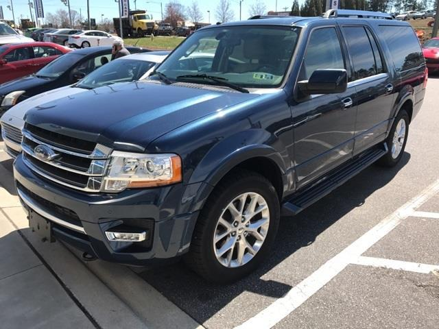 2016 ford expedition el limited 4x4 limited 4dr suv for sale in hickory north carolina. Black Bedroom Furniture Sets. Home Design Ideas
