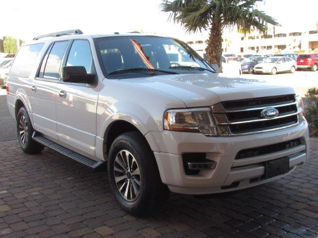 2016 Ford Expedition EL XLT 4x2 XLT 4dr SUV