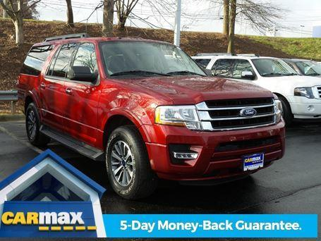 2016 ford expedition el xlt 4x2 xlt 4dr suv for sale in greensboro north carolina classified. Black Bedroom Furniture Sets. Home Design Ideas