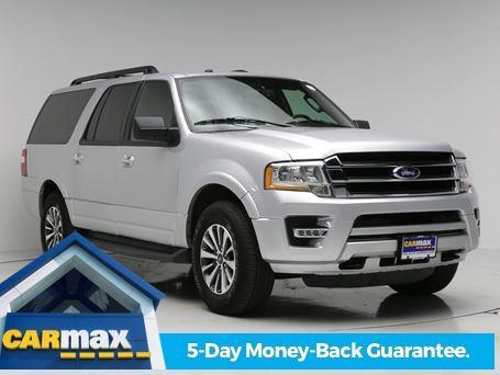 2016 Ford Expedition EL XLT 4x4 XLT 4dr SUV