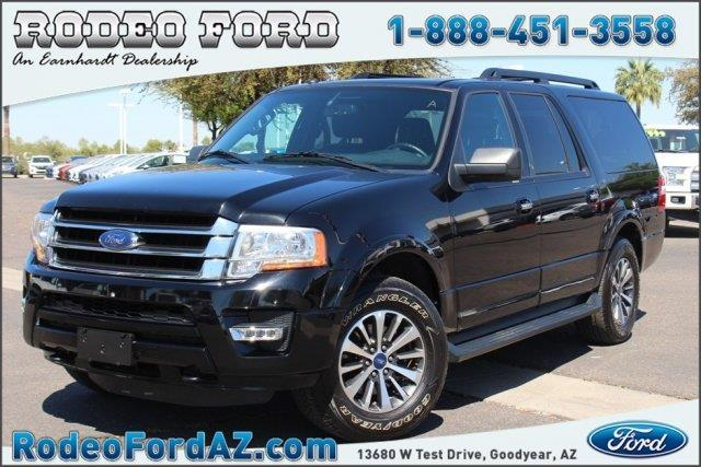 2016 ford expedition el xlt 4x4 xlt 4dr suv for sale in goodyear arizona classified. Black Bedroom Furniture Sets. Home Design Ideas