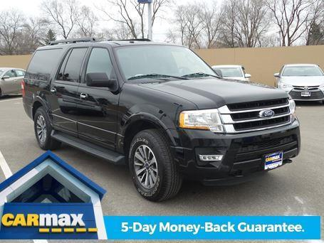 2016 ford expedition el xlt 4x4 xlt 4dr suv for sale in minneapolis minnesota classified. Black Bedroom Furniture Sets. Home Design Ideas