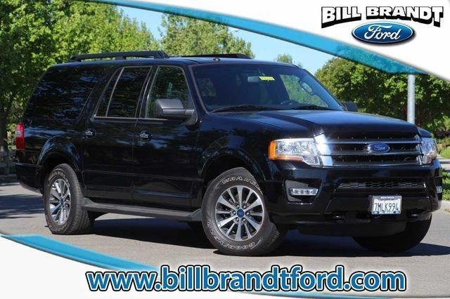 2016 ford expedition el xlt 4x4 xlt 4dr suv for sale in brentwood california classified. Black Bedroom Furniture Sets. Home Design Ideas
