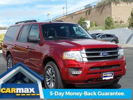 2016 ford expedition el xlt 4x4 xlt 4dr suv for sale in colorado springs colorado classified. Black Bedroom Furniture Sets. Home Design Ideas
