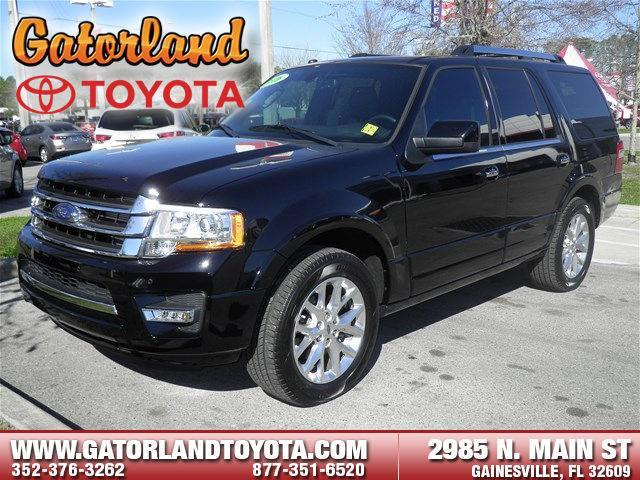 2016 Ford Expedition Limited 4x2 Limited 4dr SUV