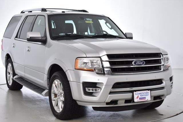 2016 Ford Expedition Limited 4x4 Limited 4dr SUV