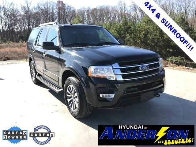 2016 Ford Expedition XLT 4x4 XLT 4dr SUV