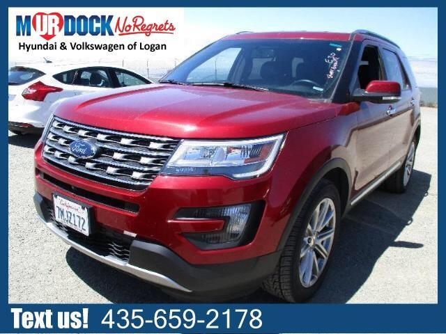 2016 ford explorer limited awd limited 4dr suv for sale in logan utah classified. Black Bedroom Furniture Sets. Home Design Ideas