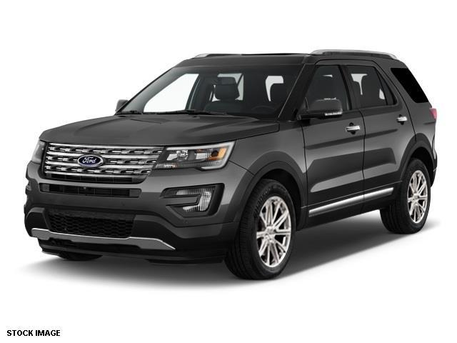 2016 Ford Explorer Limited AWD Limited 4dr SUV