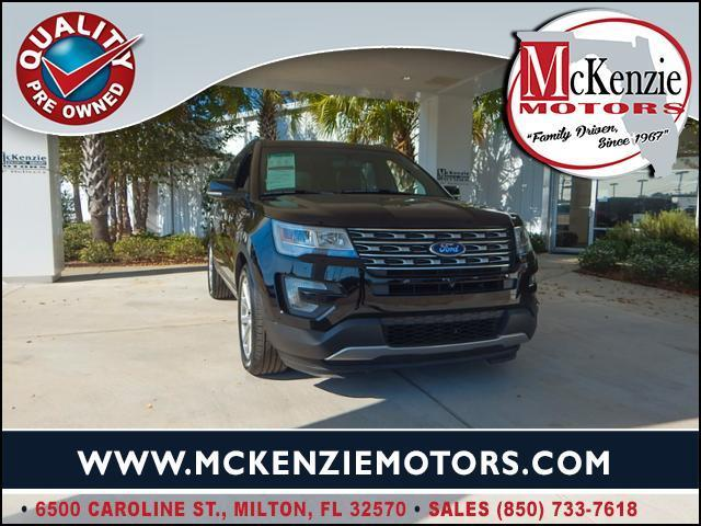 2016 Ford Explorer Limited Limited 4dr SUV