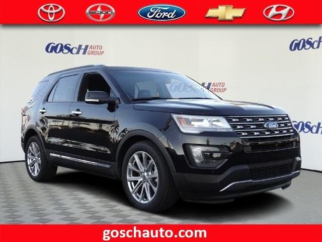 2016 ford explorer limited limited 4dr suv for sale in. Black Bedroom Furniture Sets. Home Design Ideas