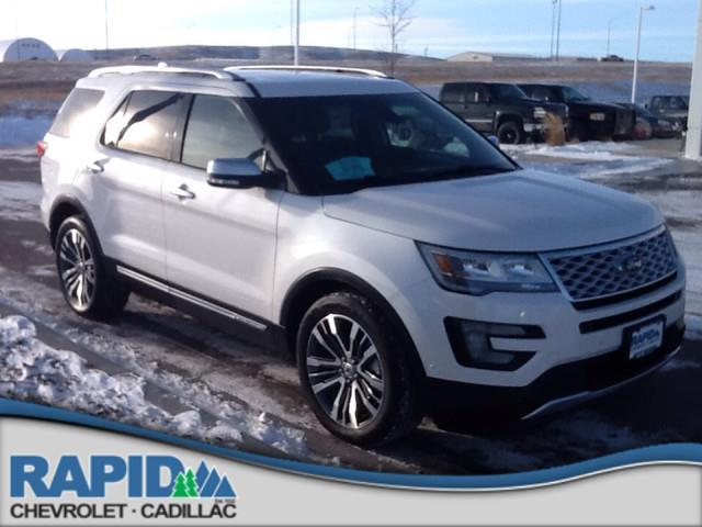 2016 ford explorer platinum awd platinum 4dr suv for sale in jolly acres south dakota. Black Bedroom Furniture Sets. Home Design Ideas