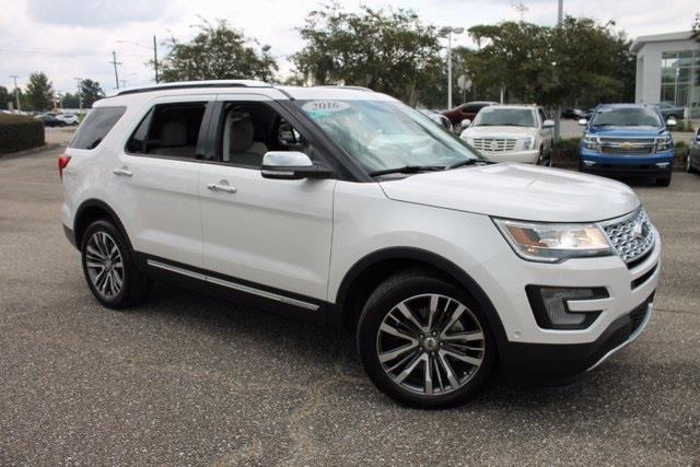 2016 ford explorer platinum awd platinum 4dr suv for sale in tallahassee florida classified. Black Bedroom Furniture Sets. Home Design Ideas
