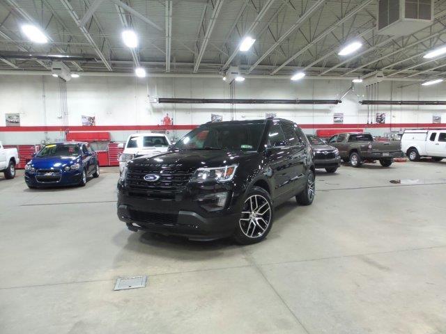 2016 Ford Explorer Sport AWD Sport 4dr SUV
