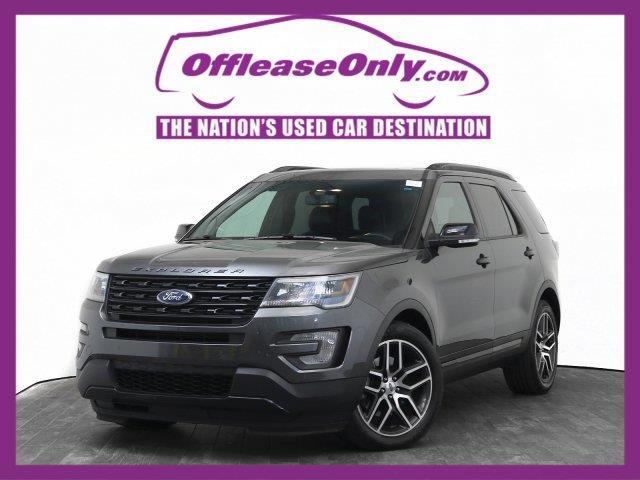 2016 ford explorer sport awd sport 4dr suv for sale in west palm beach florida classified. Black Bedroom Furniture Sets. Home Design Ideas