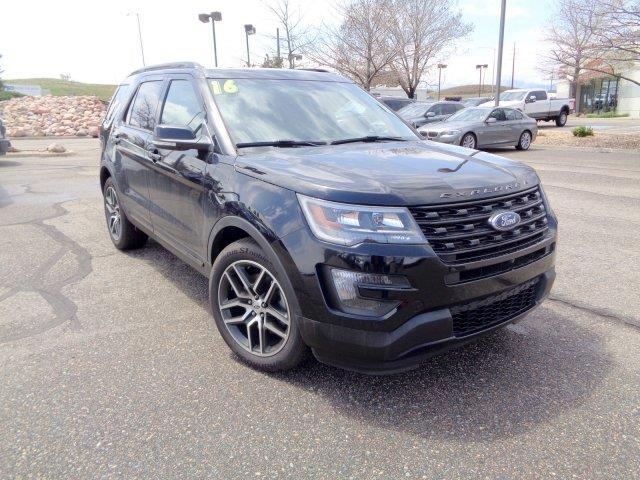 2016 ford explorer sport awd sport 4dr suv for sale in westminster colorado classified. Black Bedroom Furniture Sets. Home Design Ideas